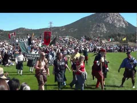 Clan Stewart Parade
