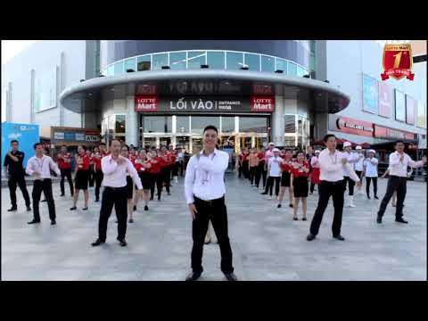 LOTTE Mart Nha Trang 1'st Birthday - Happy LOTTE Dance