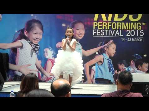 Popstar of the Year 2015 (Quarterfinals, Category B) - Jessica Law Jia Xi