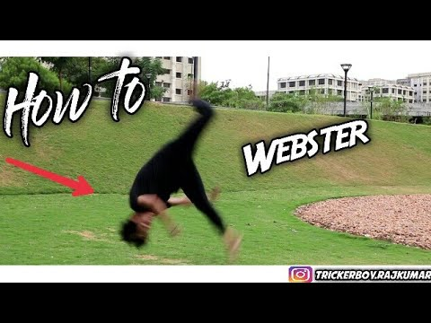 How to do a Webster Flip Loser flip Hindi Rajkumar karki