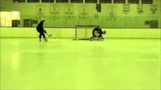 King Of The Crease Goaltending: Xavier Burghardt- Medicine Hat Midget Aaa Tigers
