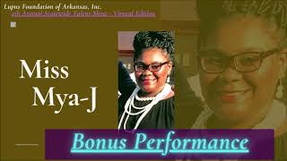 Miss Mya-J : Bonus Performance :  4th A.S.T.S  (Virtual Edition)