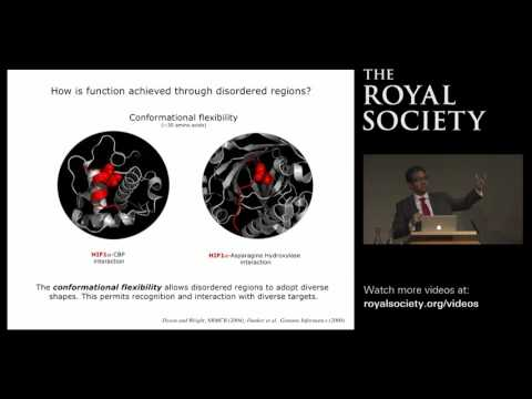 Francis Crick Prize Lecture 2016 by Dr Madan Babu Mohan