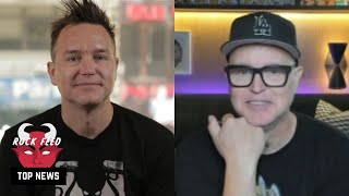 Blink-182 Mark Hoppus Gives Chemotherapy Update