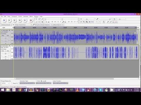 How To Make a Podcast on Skype Part  1