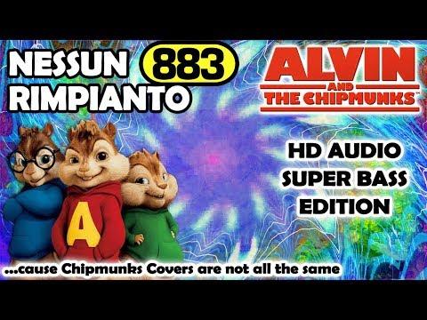 Nessun Rimpianto (Alvin And Chipmunks HD COVER) - 883 - NO ROBOTIC VOICES