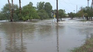 Scottsdale sees major flooding after Thursday night storms