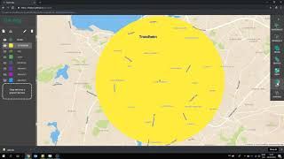Part 2 -  gis-app demo  - Buffer and Clip