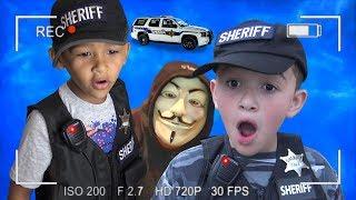 MYSTERY MAN CAUGHT ON CAMERA! DEPUTY RYAN IS MISSING!