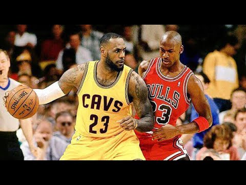 Lebron James vs Michael Jordan Stats Debate Skip Bayless vs Shannon Sharpe