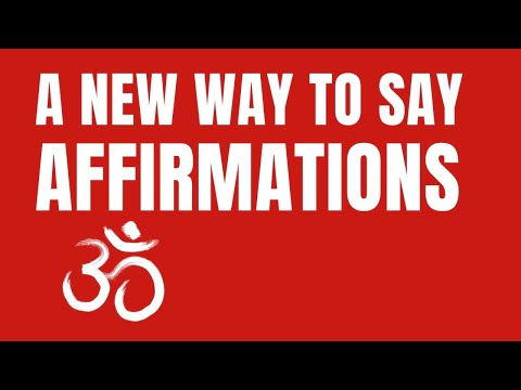 How to Say Affirmations with Feeling | A New Way | Bob Baker Quick Tip from YouTube · Duration:  1 minutes 25 seconds