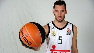 Play of the Night:  Rudy Fernandez, Real Madrid