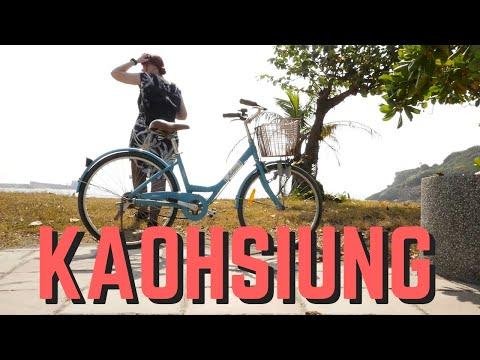 Pyöräillään Taiwanissa! KAOHSIUNG