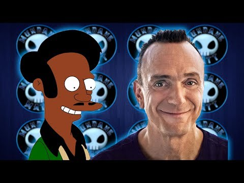 Hank Azaria willing to cave and leave Apu behind