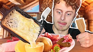 NORMAN - THE RACLETTE !