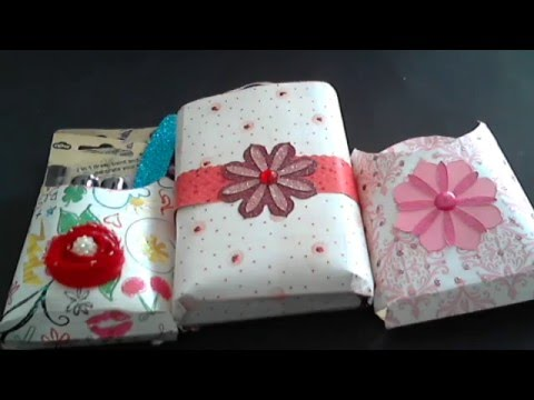 Download Youtube: Craft Fairs  Gift Holders (from McDonald's French Fry Holders)