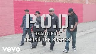 P.O.D. - Beautiful (Behind The Scenes)