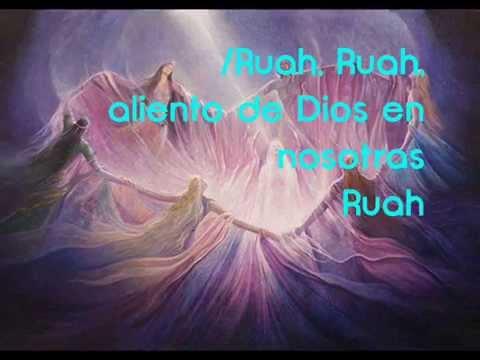 RUAH Espiritu de Dios fmaECU
