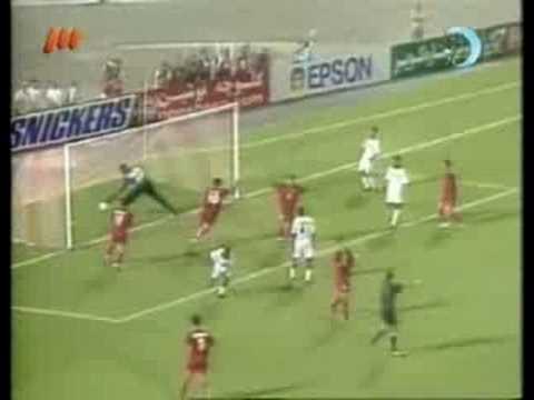 Iran - Saudi Arabia WC 2002 Qualification Highlights Leg 2