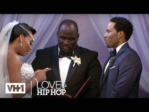 Love & Hip Hop Live: The Wedding | The Vows | VH1