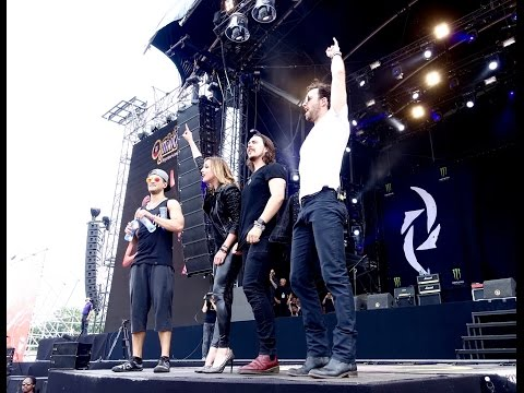 Lynn Hernandez - Godsmack & Halestorm Full Concerts