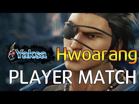 -Player Match- Muse (Hwoarang) vs CherryBerryMango (Devil Jin) (TEKKEN 7 - 뮤즈 vs 체리베리망고)