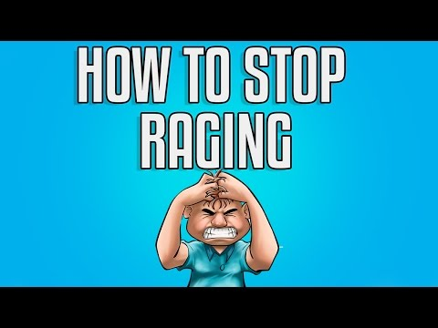 How To Stop Raging At Games