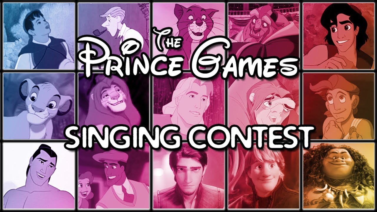 The Prince Games - Singing Contest [CLOSED] - The Prince Games - Singing Contest [CLOSED]