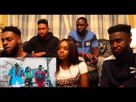 Navy Kenzo feat. Diamond Platnumz - Katika ( REACTION VIDEO ) || @NavyKenzo @diamondplatnumz