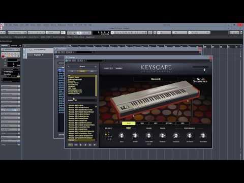 Spectrasonics Keyscape Creative