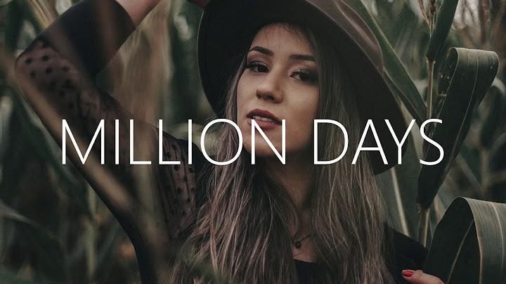 sabai  hoang  million days lyrics ayon remix