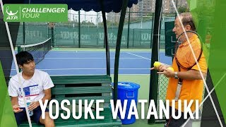 Japanese Teen Watanuki On The Rise Under Bob Brett