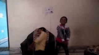 Cutest Baby's Dance on Baby Ko Bass Pasand Hai....