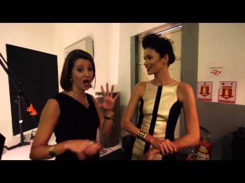 Making of Caroline Ribeiro para Revista Go'Where