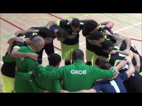 18/19 - GROB/LisKasas 2 - 0 Arranhó - Seniores