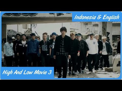 High And Low The Movie 3 Final Mission Sub Indo & English
