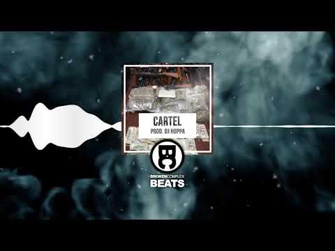 """Cartel"" Freestyle / Trap Beat Free Rap Hip Hop Instrumental (Prod. DJ Hoppa)"