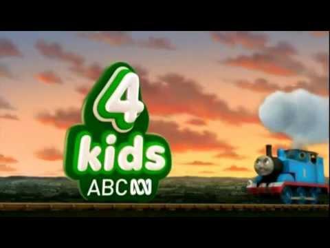 ABC 4 Kids ID Thomas & Friends (2011-)