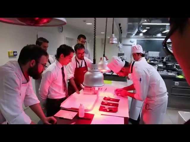 Máster en Perfeccionamiento en cocina, San Sebastian, España 2018