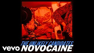 """""""novocaine"""" available now on all platforms! listen here: https://red.lnk.to/novocainetuc follow us https://www.instagram.com/theunlikelycandidates http..."""