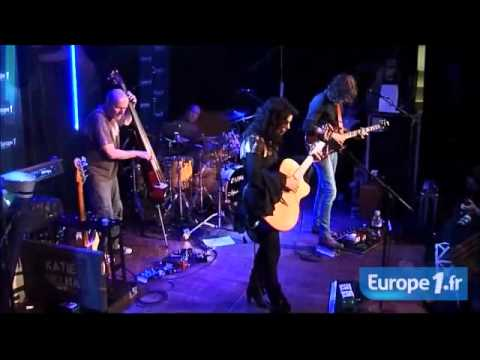 Katie Melua - If you were a sailboat (live at Europe 1)