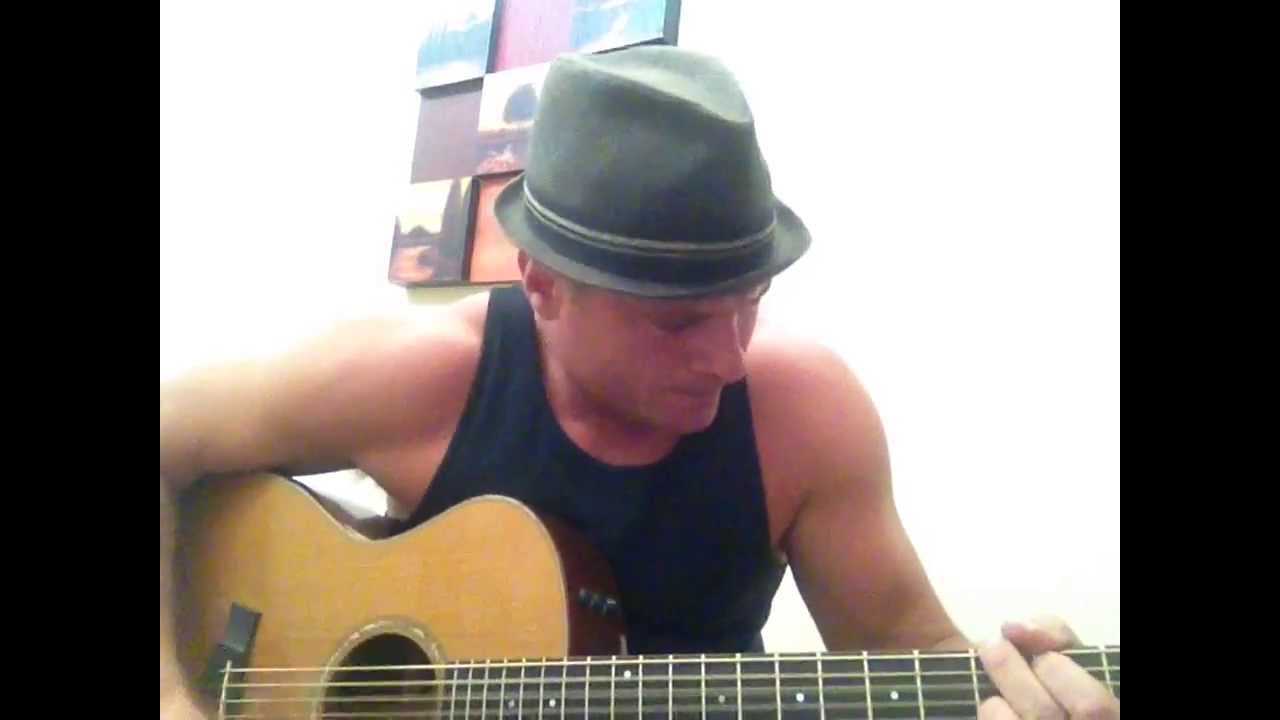 THRILLER by Michael Jackson - performed by jeff wood - YouTube