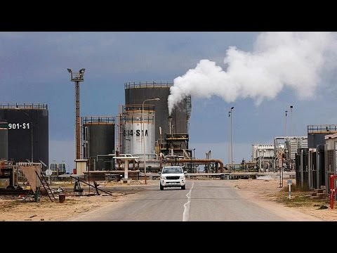 Divided Libya agrees on oil