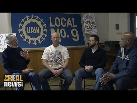 UAW Local 9 Members Speak Out Against 8 Month-Long Lockout