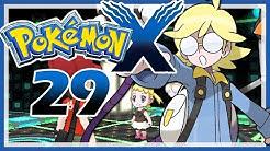 POKÉMON X # 29 🗼 Arenaleiter Citro und Heureka im Prismaturm! [HD60] Let's Play Pokémon X