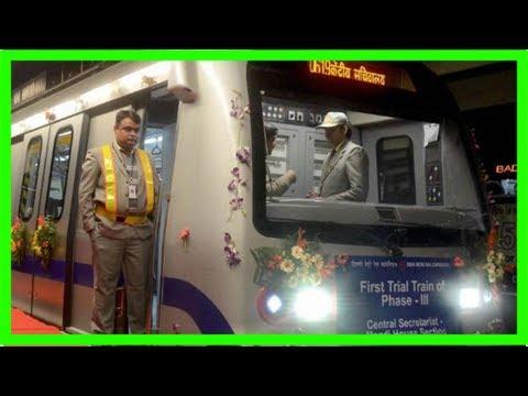 दिल्लीः इस रूट पर बिना ड्राइवर दौड़ेगी मेट्रो, जानिए कब हो रही है शुरुआत