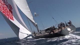 World on Water June 10 16 Sailing TV News. TP 52, Pantaenius