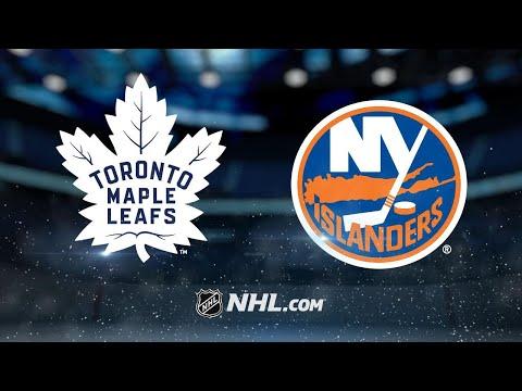 Marner, Matthews power Leafs past Islanders, 5-4