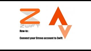 How-to :  Connect your Strava account to Zwift