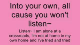 Listen by Beyonce (lyrics)